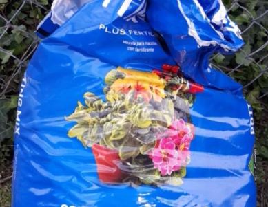 bag of fert